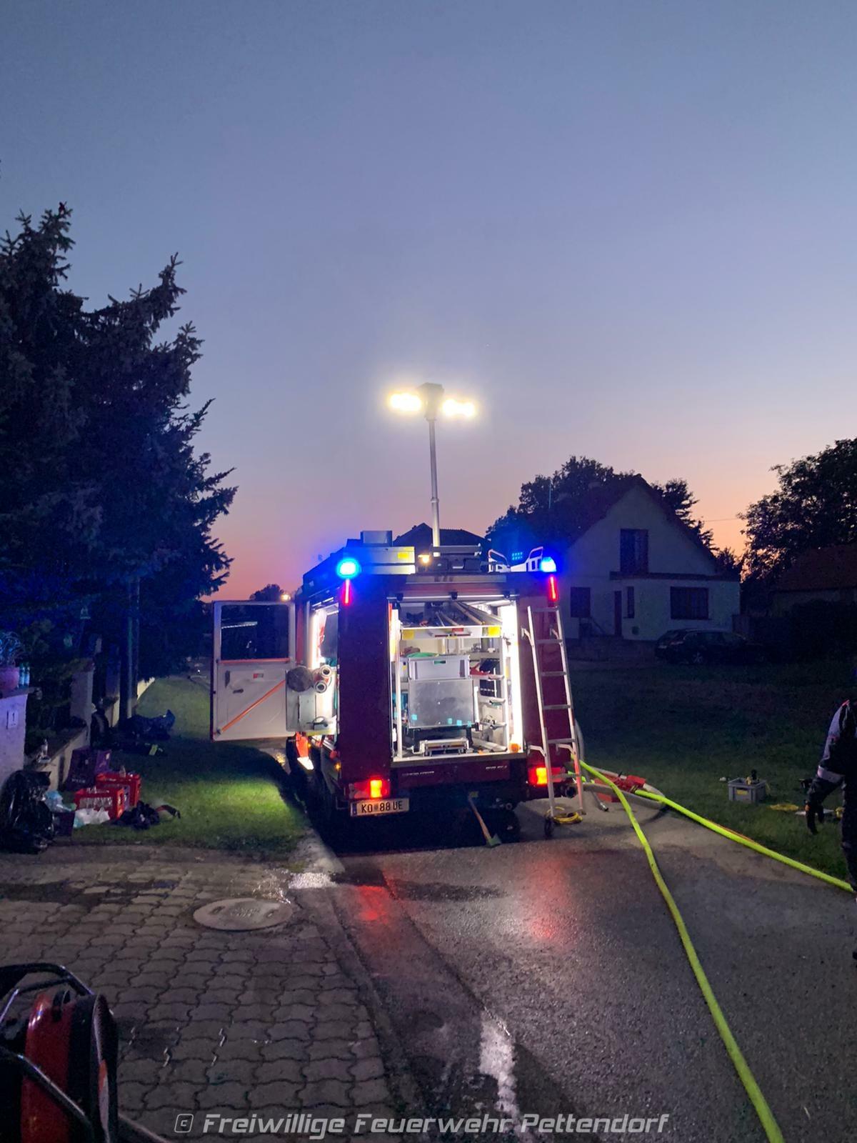 Feuerwehr Pettendorf